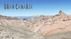 Gran Canaria and Teneriffa